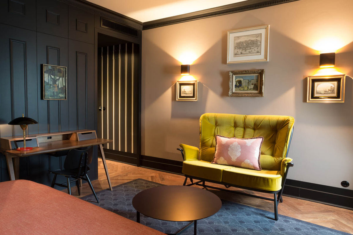 Rooms: Valverde Hotel